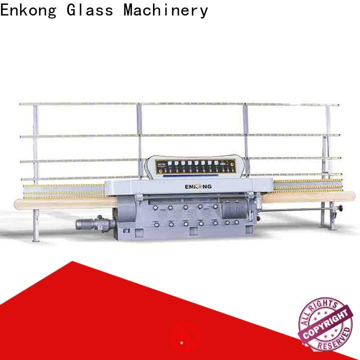 Enkong Custom glass edging machine for sale for business for round edge processing
