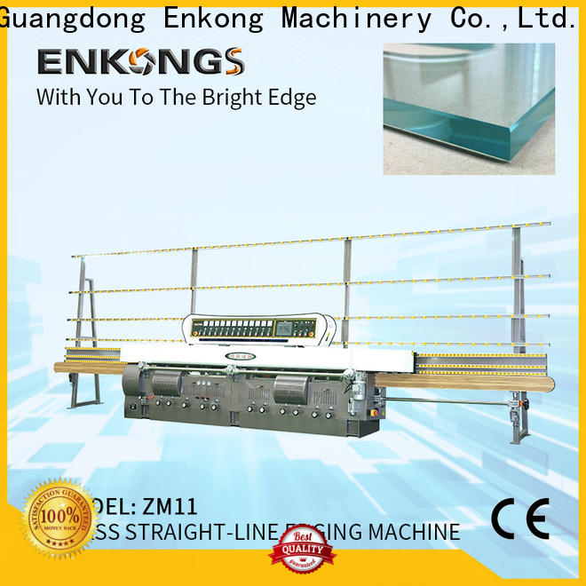 Enkong Custom glass cutting machine price suppliers for household appliances