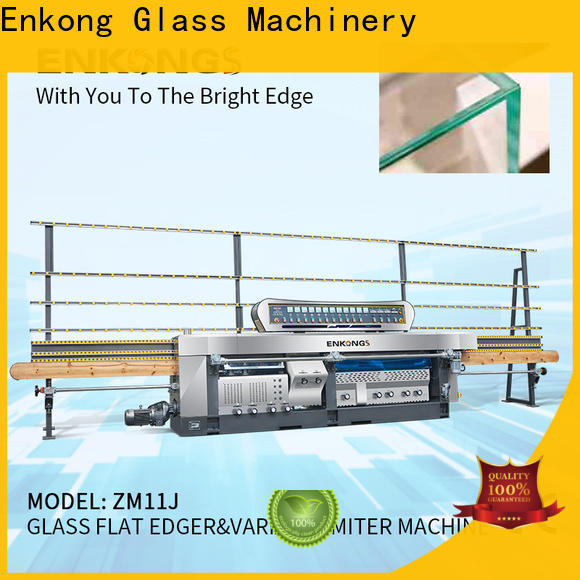 Wholesale glass machinery company ZM11J supply for round edge processing