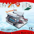 Enkong New automatic glass edge polishing machine for business for round edge processing