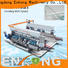 Enkong SM 22 glass double edging machine factory for round edge processing