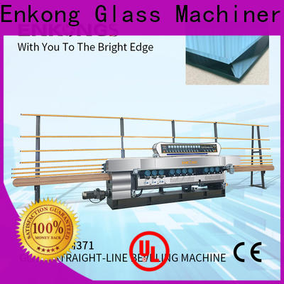 Enkong xm351 glass beveling machine for sale suppliers for polishing