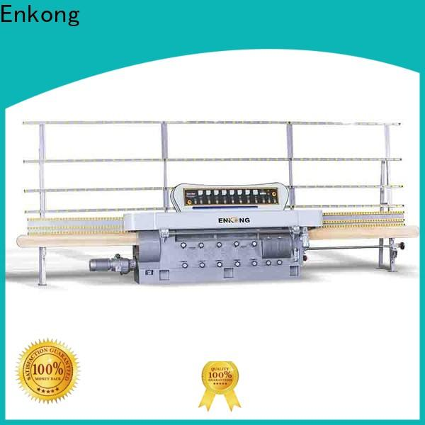 Enkong Best cnc glass cutting machine for sale for business for round edge processing