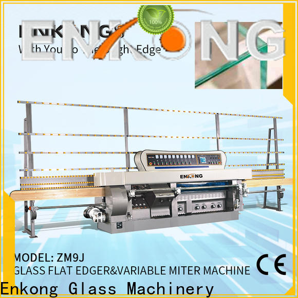 Wholesale glass manufacturing machine price variable suppliers for polish