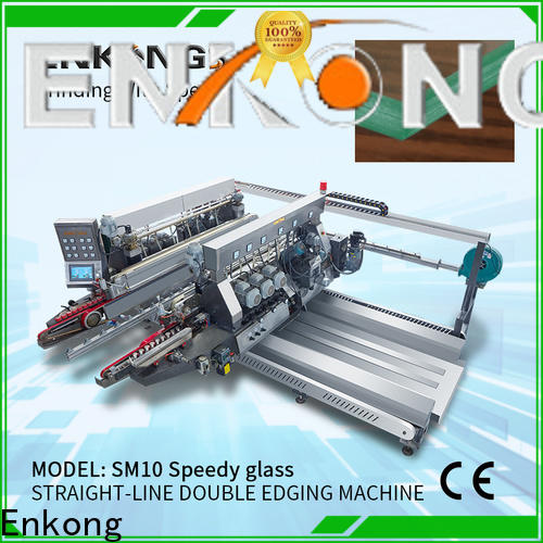 Best glass double edger SYM08 for business for photovoltaic panel processing