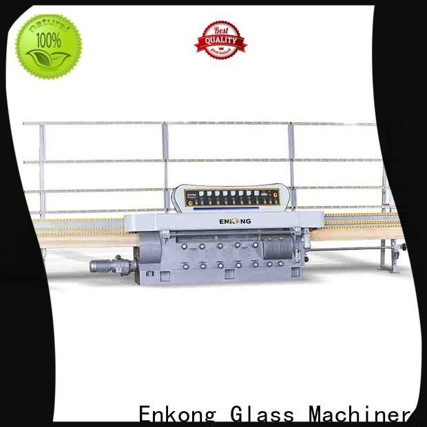 Enkong High-quality glass edge polishing company for round edge processing