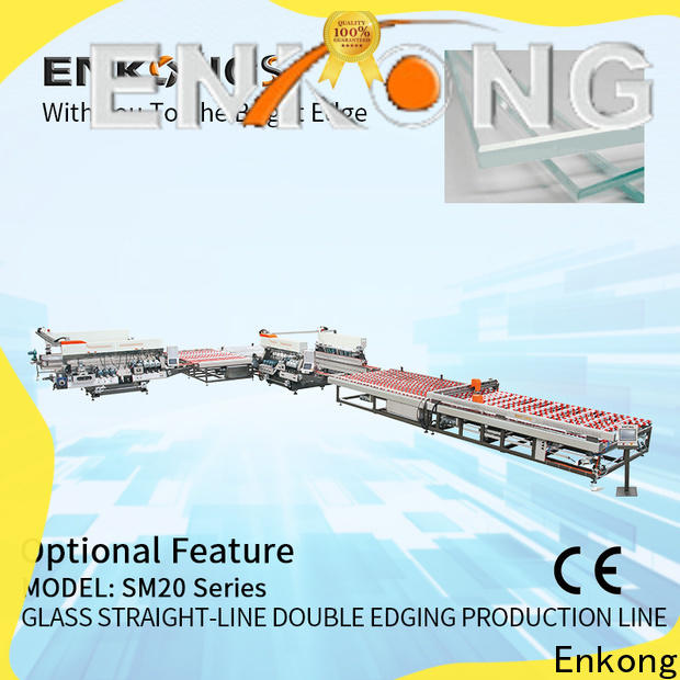 Top double edger SM 22 company for round edge processing