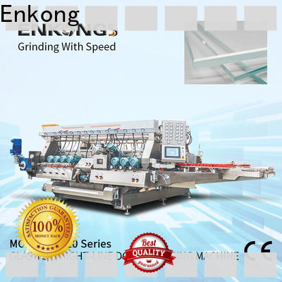 Enkong Best glass double edger manufacturers for household appliances