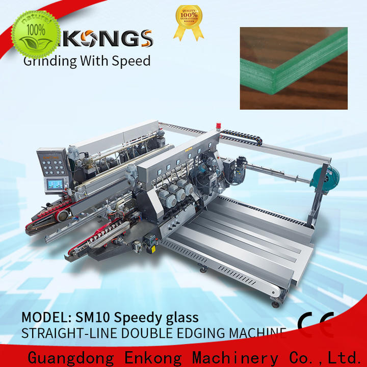 Custom automatic glass cutting machine SM 26 factory for household appliances