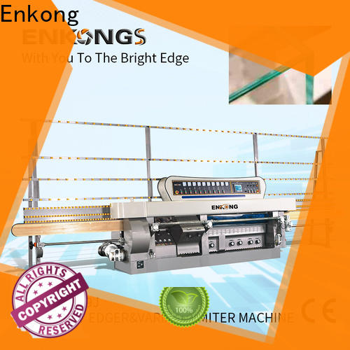Latest glass mitering machine ZM11J for business for round edge processing