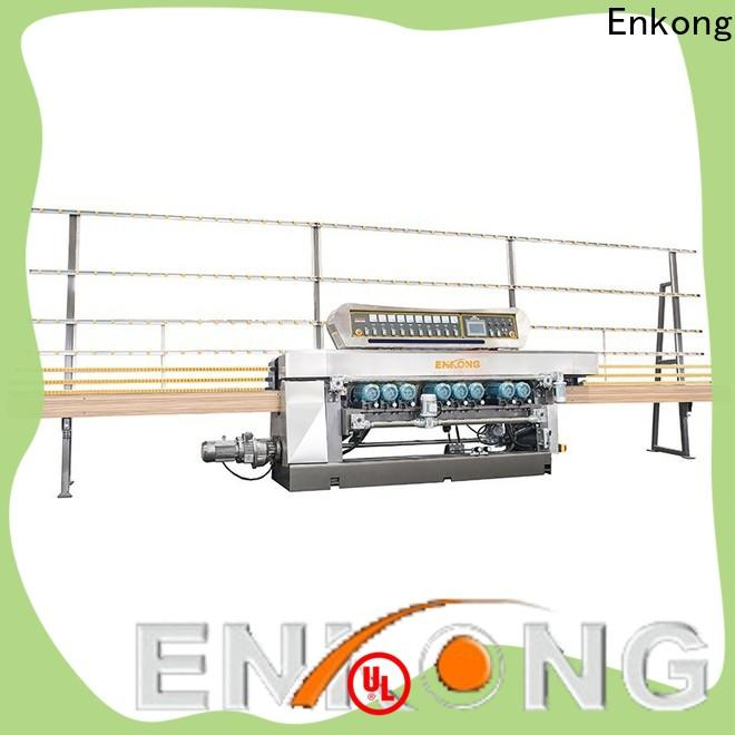 Enkong xm363a glass bevelling machine suppliers supply for polishing