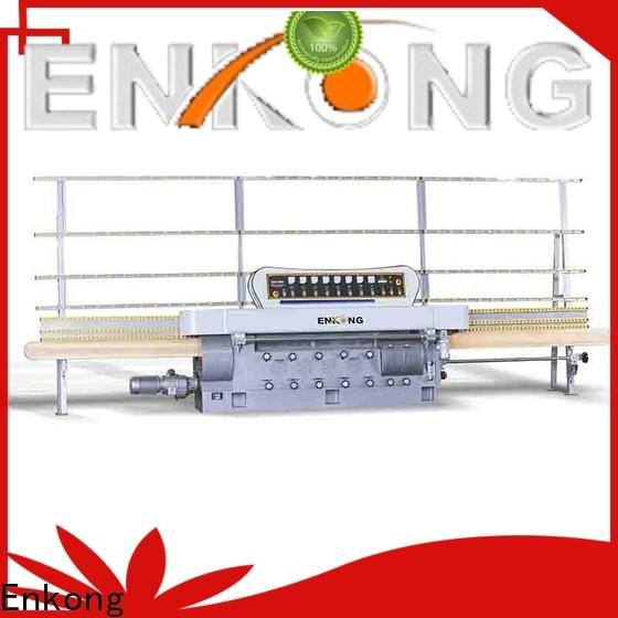 Enkong High-quality portable glass edge polishing machine for business for round edge processing