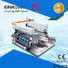 Enkong New glass double edging machine supply for round edge processing