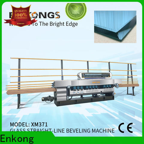 Latest glass beveling machine xm363a for business for glass processing