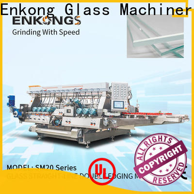 Enkong straight-line double edger company for round edge processing
