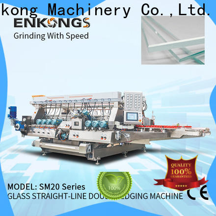 Enkong SM 20 double glass machine for business for photovoltaic panel processing
