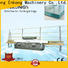 Enkong zm4y glass edge polishing company for photovoltaic panel processing