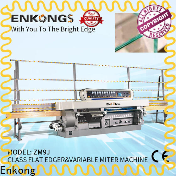 Enkong Wholesale glass mitering machine company for household appliances