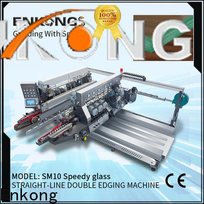 Enkong straight-line automatic glass cutting machine factory for photovoltaic panel processing