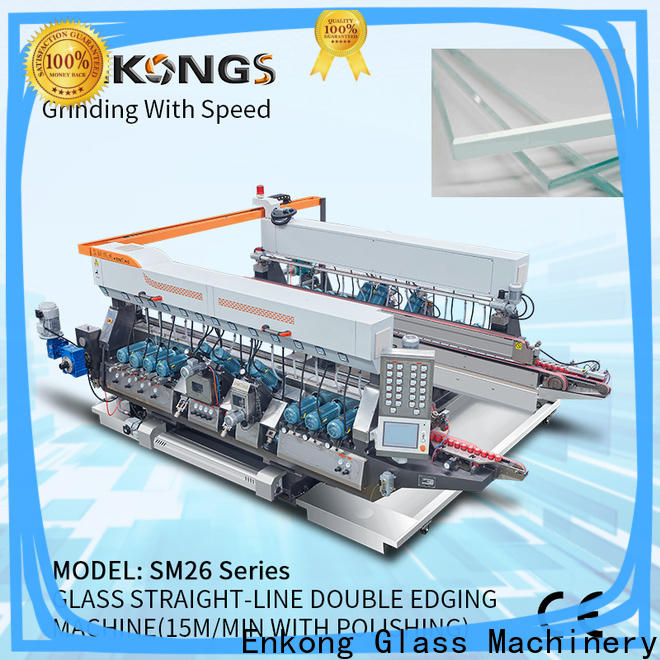 Enkong High-quality double edger machine suppliers for household appliances