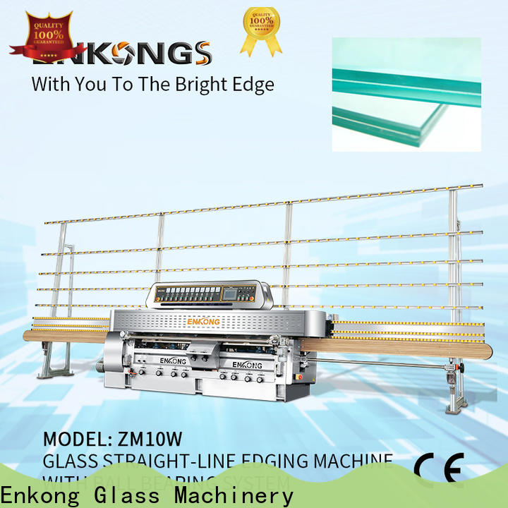 Enkong New glass machinery manufacturers supply for grind