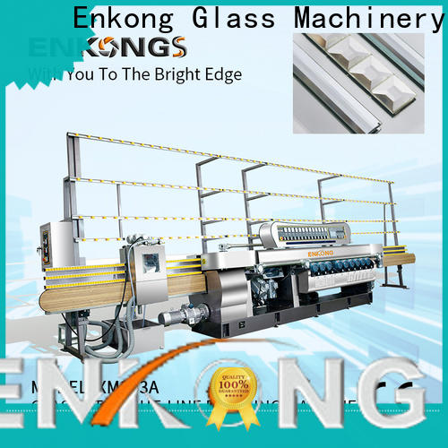 Latest glass straight line beveling machine xm363a for business for glass processing