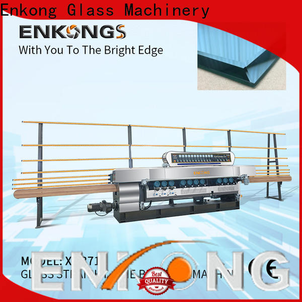 Wholesale beveling machine for glass xm351 for business for polishing