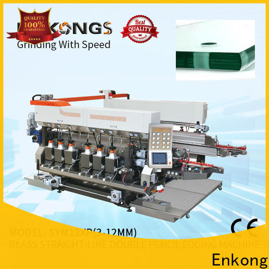 Enkong SM 26 double glass machine suppliers for household appliances
