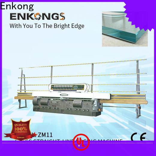 Enkong zm9 glass edge polishing manufacturers for photovoltaic panel processing