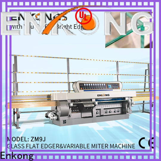 Top glass manufacturing machine price ZM9J for business for grind