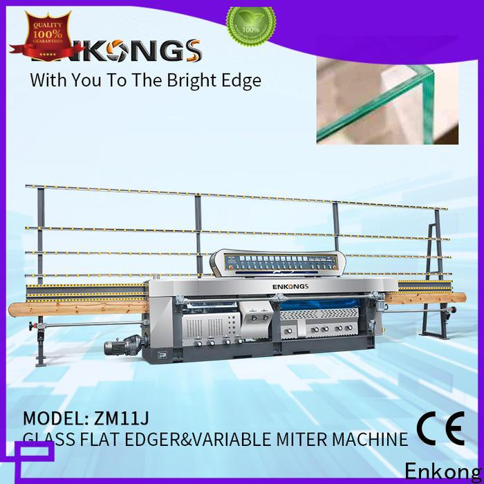 Enkong ZM11J mitering machine company for polish