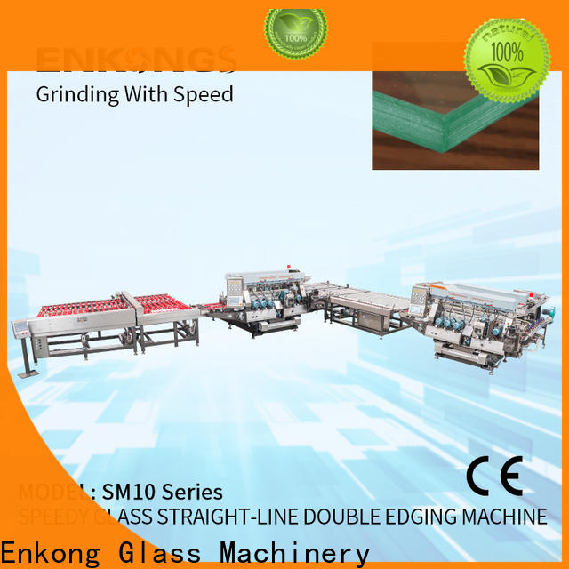 Enkong SM 22 automatic glass cutting machine suppliers for household appliances