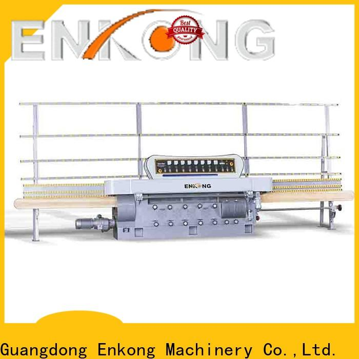 Enkong zm9 glass grinding machine manufacturers for household appliances