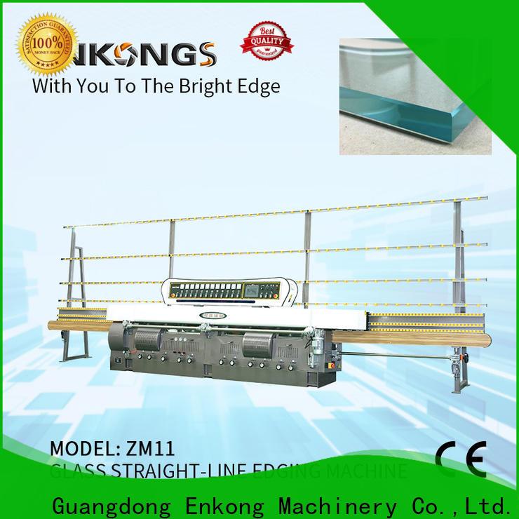 Enkong Wholesale glass edge polishing machine for sale company for household appliances
