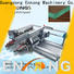 Enkong SM 22 double edger machine supply for photovoltaic panel processing
