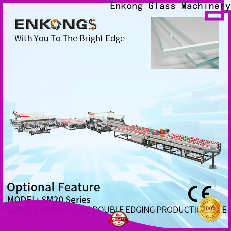 Wholesale glass double edger SM 12/08 company for household appliances