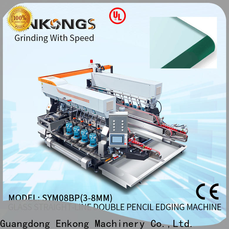 Enkong Best automatic glass edge polishing machine factory for household appliances