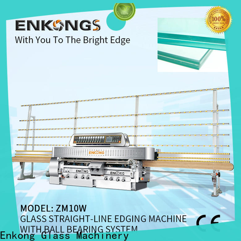 Enkong high precision glass machine manufacturers suppliers for processing glass