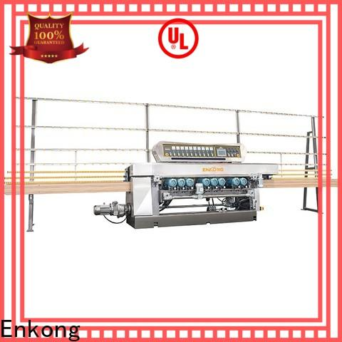 Enkong 10 spindles glass beveling machine manufacturers for business for polishing