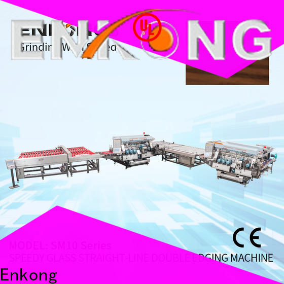 Enkong Top double glass machine supply for household appliances