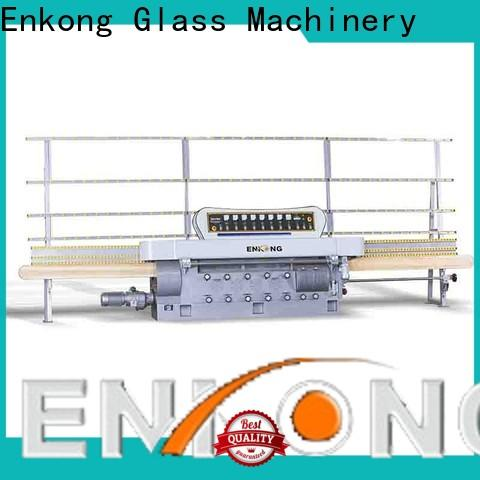 New portable glass edge polishing machine zm7y supply for photovoltaic panel processing