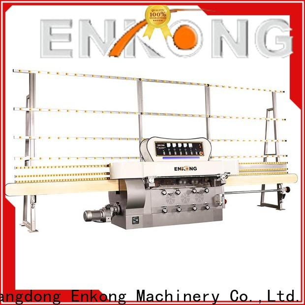 Enkong zm9 glass cutting machine price manufacturers for household appliances