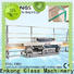 Top glass manufacturing machine price ZM11J manufacturers for round edge processing