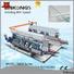 Enkong modularise design glass double edger machine supply for household appliances