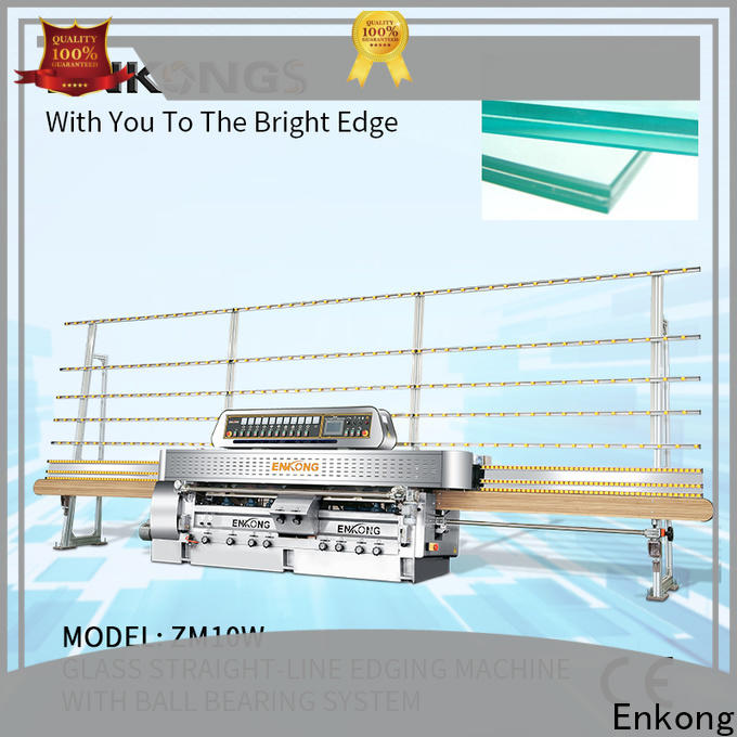 Enkong zm10w glass machinery manufacturers manufacturers for processing glass