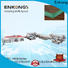 Enkong SYM08 glass edging machine suppliers manufacturers for round edge processing