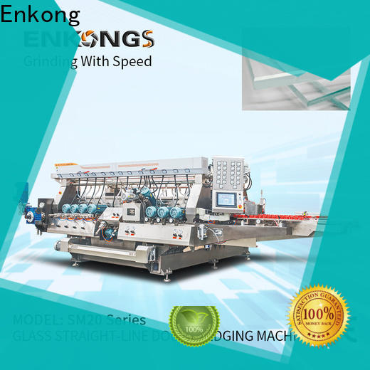 Best glass double edging machine SM 26 factory for household appliances