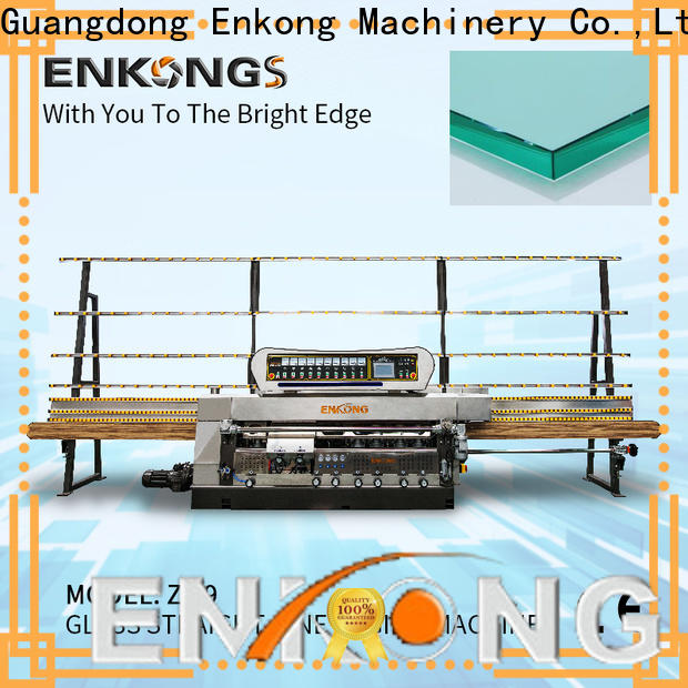 Custom glass edge polishing machine for sale zm9 manufacturers for photovoltaic panel processing
