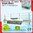 Enkong zm11 glass edge polishing machine manufacturers for photovoltaic panel processing