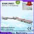Wholesale glass double edger machine SM 12/08 company for photovoltaic panel processing